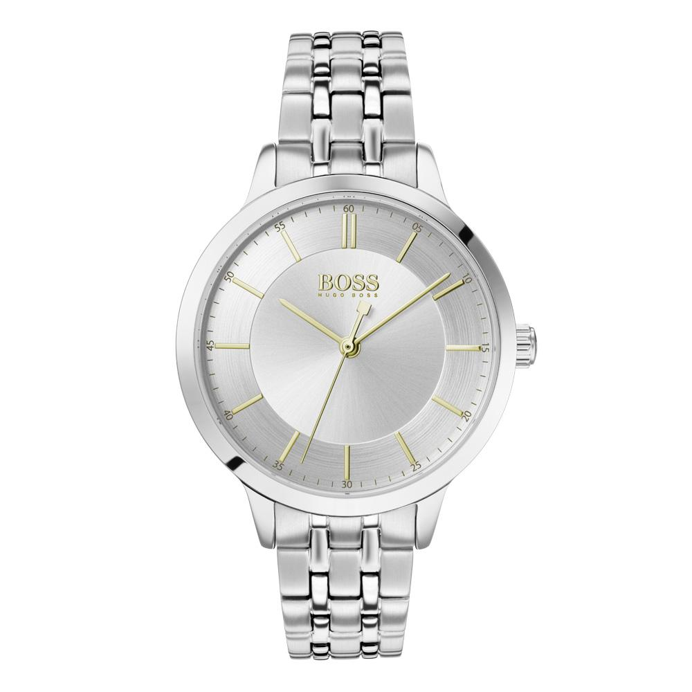 Hugo Boss Virtue Steel Ladies Watch - 1502513