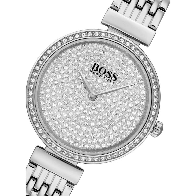 Hugo Boss Celebration Steel Ladies Watch - 1502515