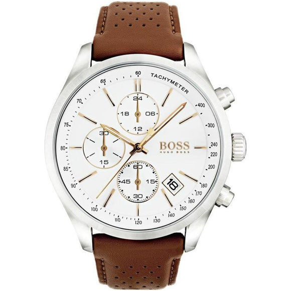 Hugo Boss Men's Grand Prix Watch - 1513475