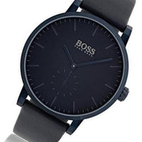 Hugo Boss Essence Leather Men's Watch  - 1513502