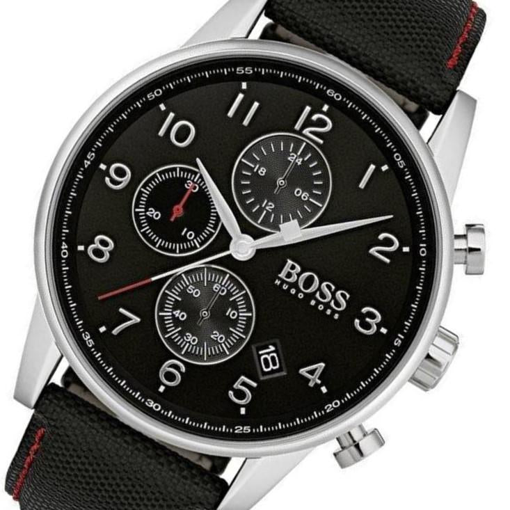 Hugo Boss Men's Navigator Watch - 1513535