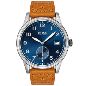 Boss Legacy Classic Leather Men's Watch - 1513668