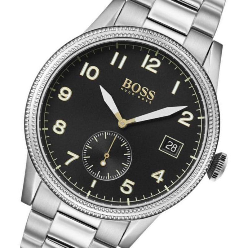 Boss Legacy Stainless Steel Classic Men's Watch - 1513671