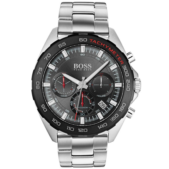 Boss Intensity Stainless Steel Men s Sport Watch - 1513680 5e49b0579b