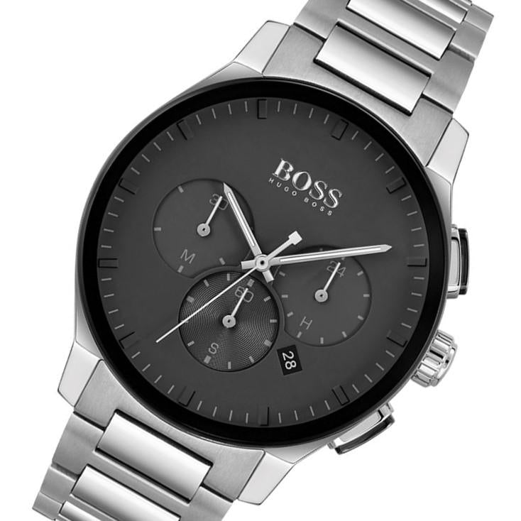 Hugo Boss Stainless Steel Chrono Men's Watch - 1513762