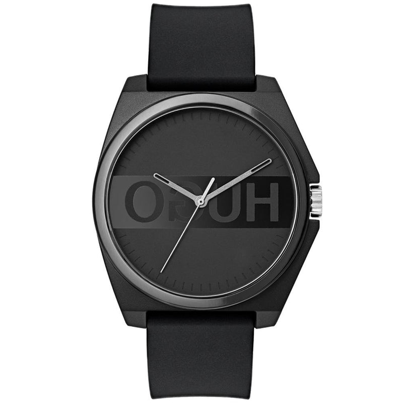 Hugo Play Black Sports  Watch - 1520006
