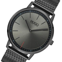 Hugo Exist Grey Mesh  Sports  Watch - 1520012
