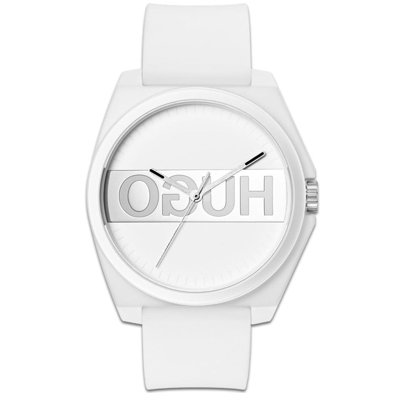 Hugo Play White Sports  Watch - 1520016
