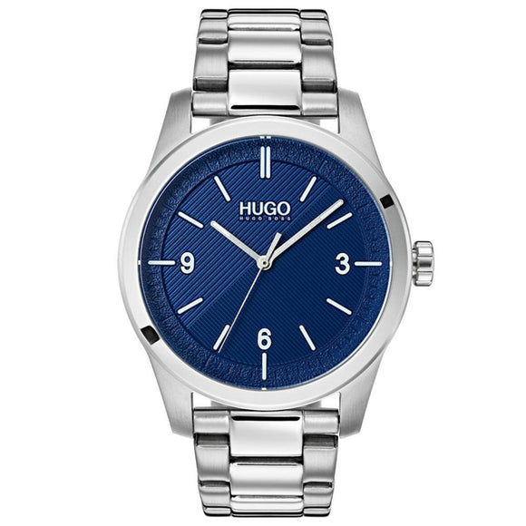 Hugo Create Stainless Steel Men's Watch - 1530015