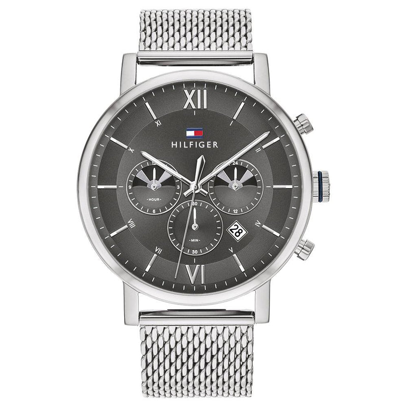 Tommy Hilfiger Mesh Men's Multi-function Watch - 1710396