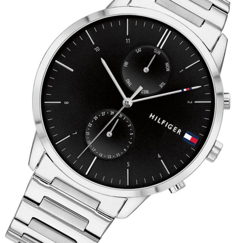 Tommy Hilfiger Steel Men's Multi-function Watch - 1710407