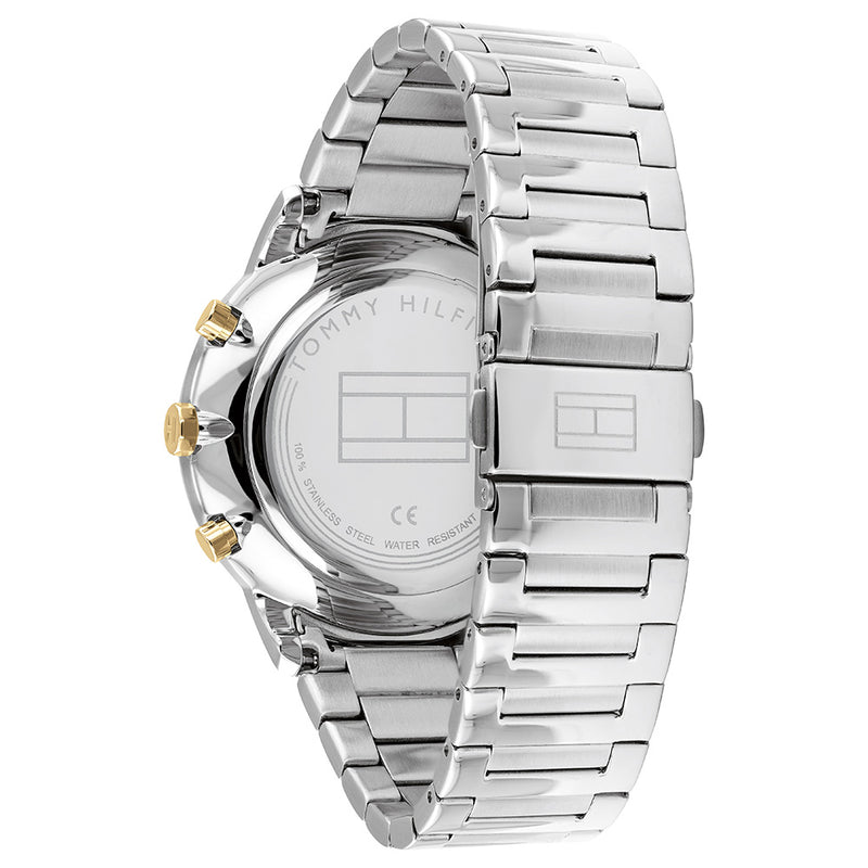 Tommy Hilfiger Steel Men's Multi-function Watch - 1710408
