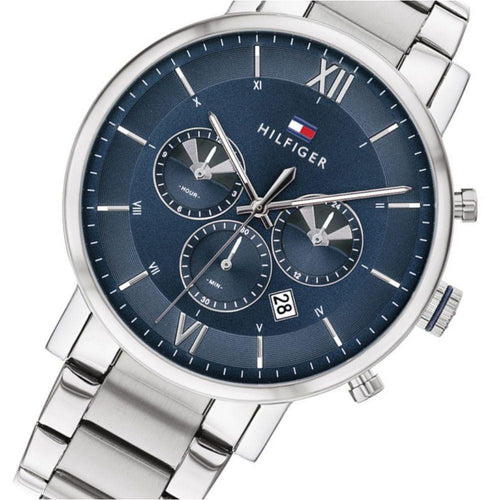 Tommy Hilfiger Steel Men's Multi-function Watch - 1710409