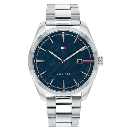 Tommy Hilfiger Stainless Steel Men's Watch - 1710426