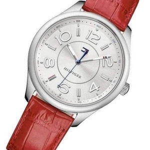 Tommy Hilfiger Leather Ladies Watch - 1781676