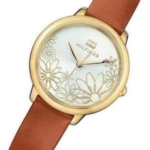 Tommy Hilfiger Ladies Leather Watch - 1781784