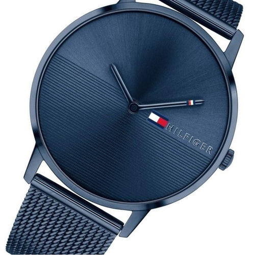 Tommy Hilfiger Blue Mesh Women's Watch - 1781971