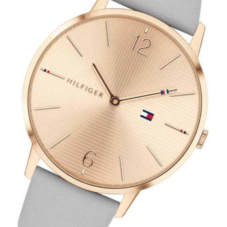 Tommy Hilfiger Modern Minimalist Women's Leather Watch - 1781975