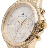 Tommy Hilfiger Leather Women's Watch - 1781982