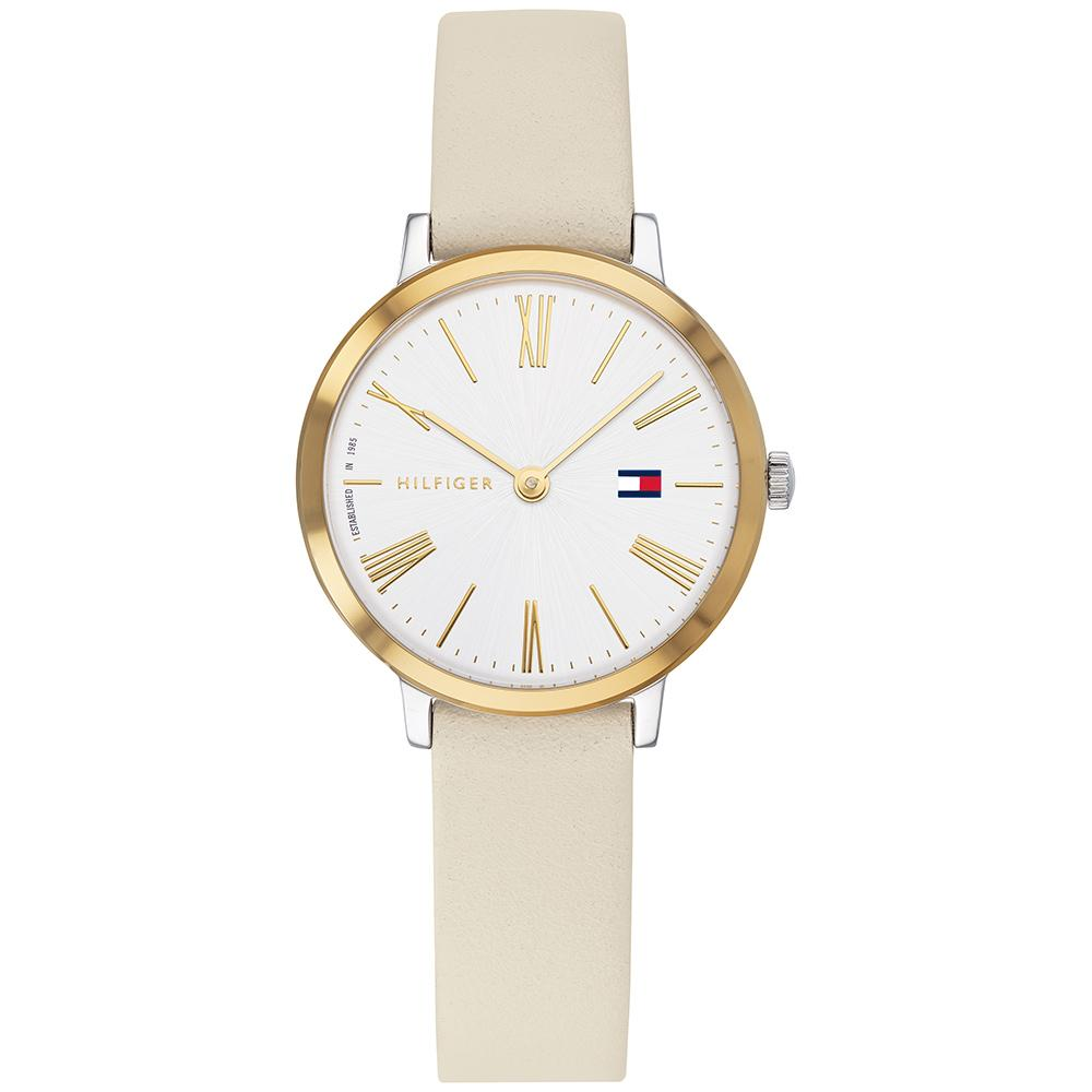 Tommy Hilfiger Classic Leather Ladies Watch - 1782051
