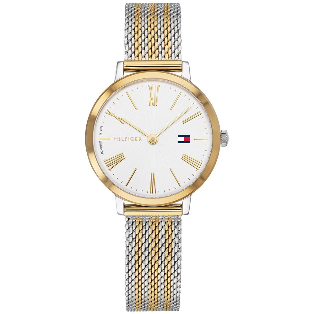 Tommy Hilfiger Dual Tone Steel Women's Watch - 1782055