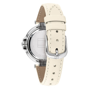 Tommy Hilfiger Leather Ladies Multi-function Watch - 1782123