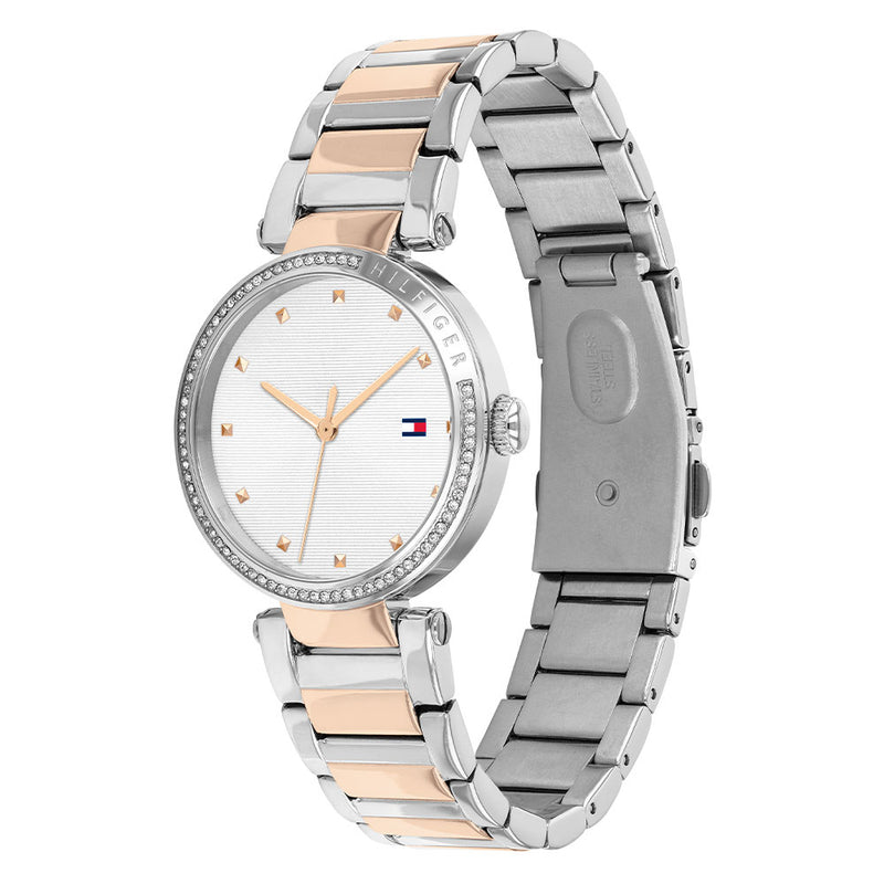 Tommy Hilfiger Two-Tone Steel Ladies Watch - 1782236