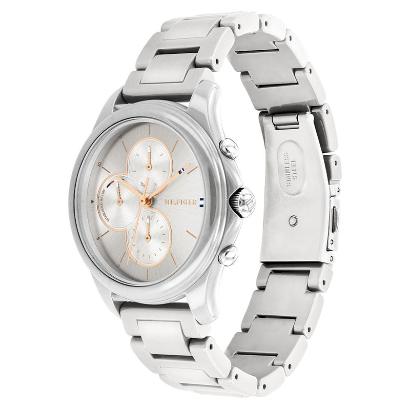 Tommy Hilfiger Stainless Steel Ladies Multi-function Watch - 1782263