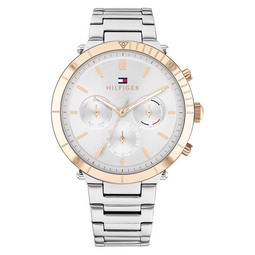 Tommy Hilfiger Emery Stainless Steel Women's Multi-function Watch - 1782348
