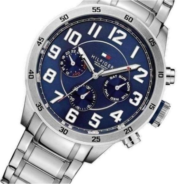 Tommy Hilfiger Multi-functional Stainless Steel Mens Watch - 1791053
