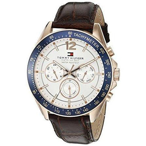 df5a3fba Tommy Hilfiger Men's Luke Watch - 1791118 – The Watch Factory Australia