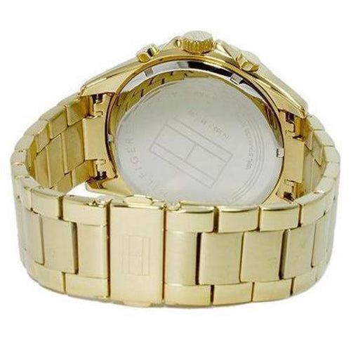 Tommy Hilfiger Men's Gold Watch - 1791121