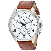 Tommy Hilfiger The Dean Men's Multifunctional Leather Watch - 1791274