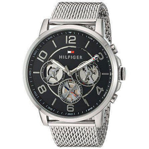 Tommy Hilfiger Men's Sophisticated Mesh Watch - 1791292