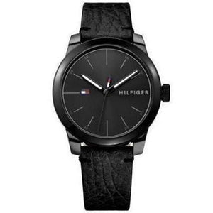 Tommy Hilfiger Men's Black Watch 1791384