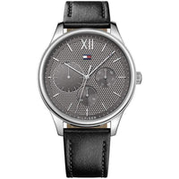 Tommy Hilfiger The Damon Men's Leather Watch - 1791417