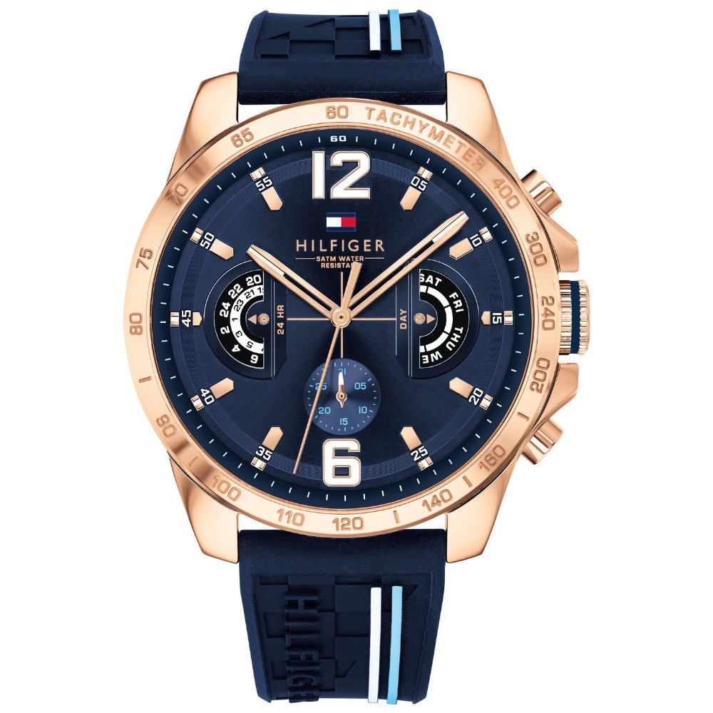 Tommy Hilfiger Men's Sport Watch - 1791474