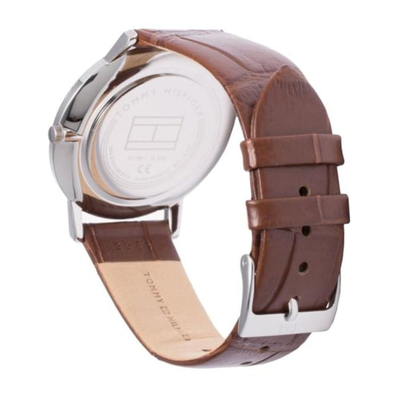 Tommy Hilfiger Classic Leather Men's Watch - 1791514