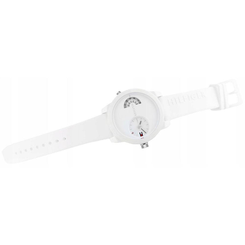 Tommy Hilfiger Iconic White Sport's Watch - 1791558