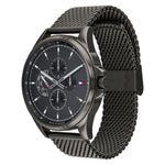 Tommy Hilfiger Grey Mesh Men's Multi-function Watch - 1791613