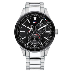 Tommy Hilfiger Multi-function Steel Men's Watch - 1791639