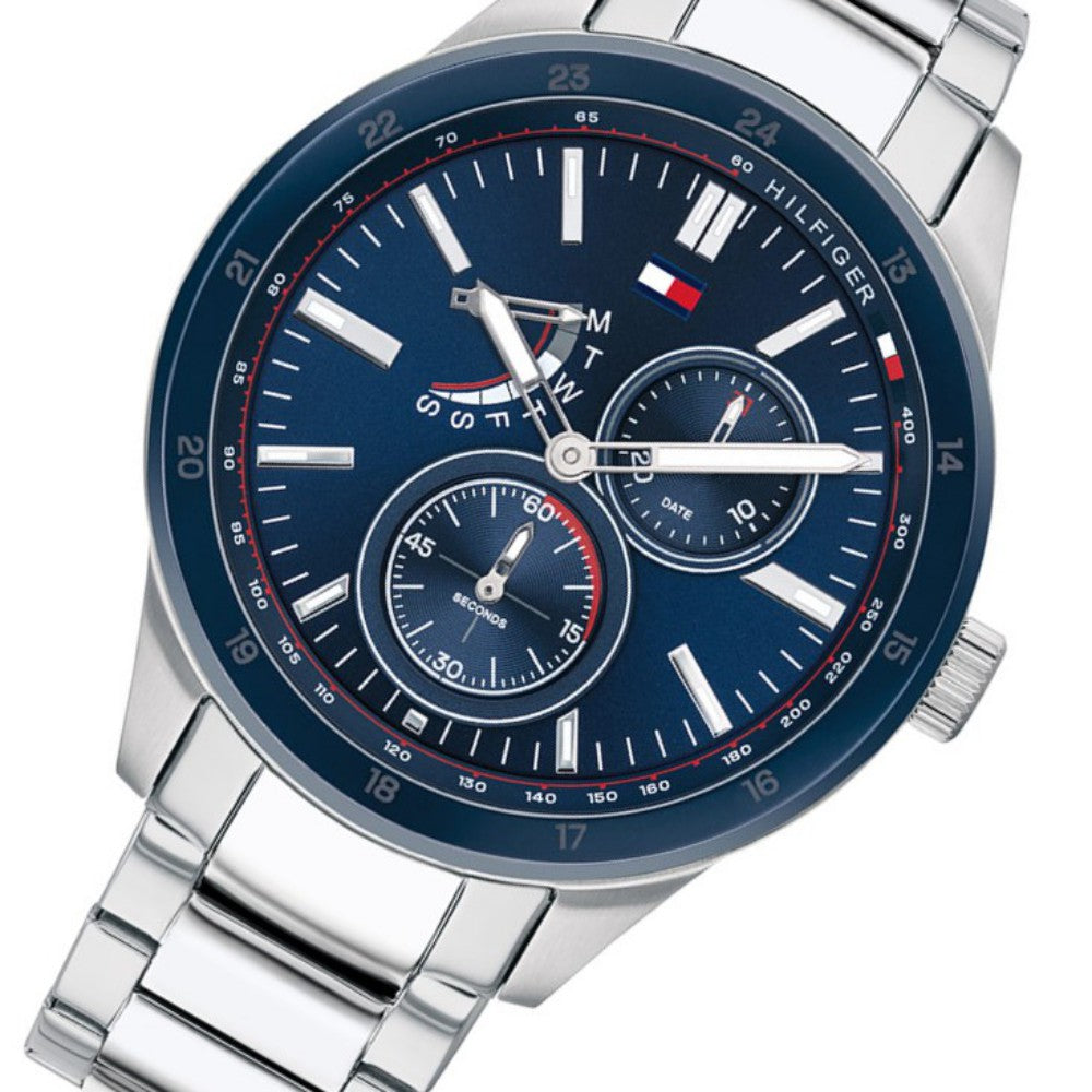 Tommy Hilfiger Multi-function Steel Men's Watch - 1791640
