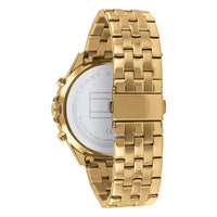 Tommy Hilfiger  Gold Steel Men's Multi-function Watch - 1791708