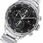 Tommy Hilfiger Stainless Steel Men's Multi-function Watch - 1791805