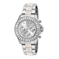 Invicta Angel 38 mm Silver Steel Women's Watch