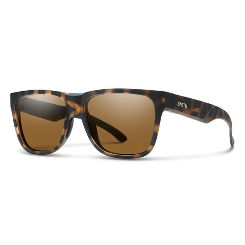 Smith Lowdown 2 - Dark Havana Brown - Brown Polarized
