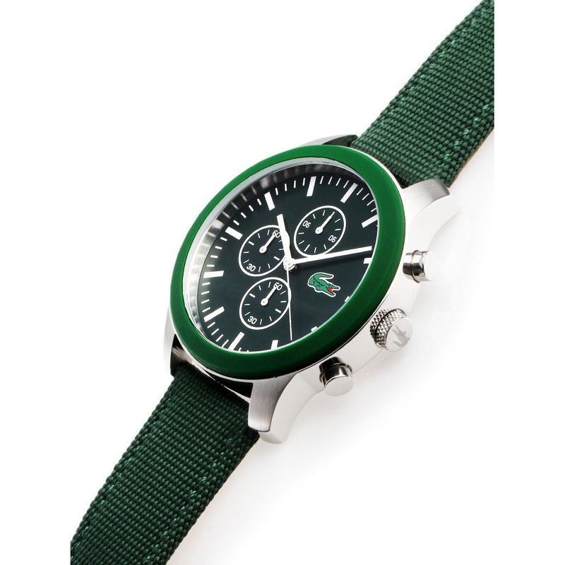 Lacoste Men's Green Multi-function 12.12 Watch - 2010946