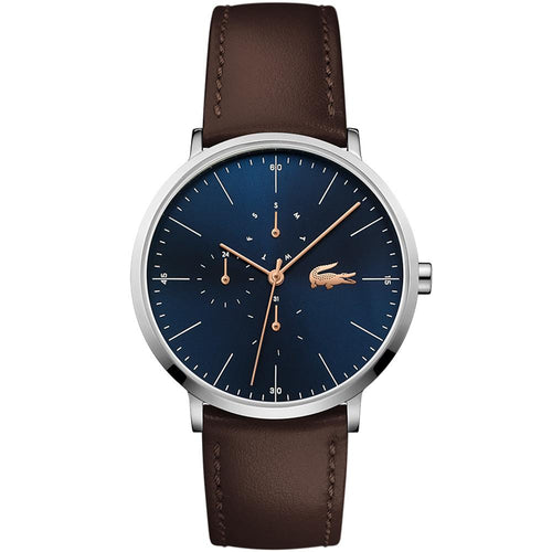 Lacoste Moon Ultra Slim Leather Men's Watch - 2010976