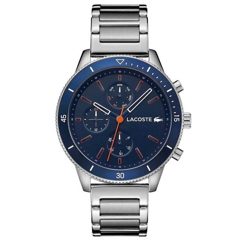 Lacoste Key West Stainless Steel Men's Watch - 2010995