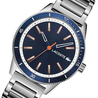 Lacoste Key West Steel Men's Watch - 2011014